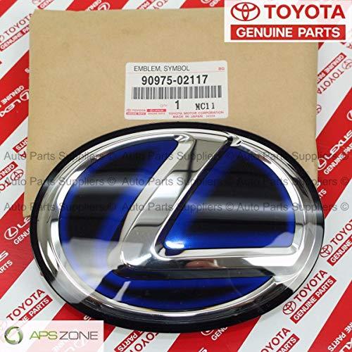Toyota Genuine Parts 90975-02117 Lexus