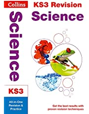 KS3 Science All-in-One Complete Revision and Practice: Ideal for Years 7, 8 and 9