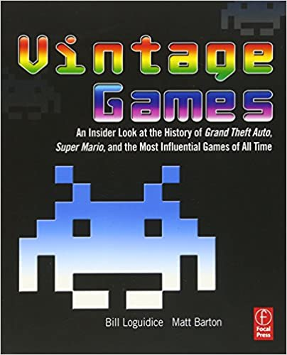 Amazon Com Vintage Games An Insider Look At The History Of Grand