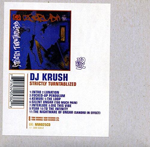 dj krush strictly turntablized - 1