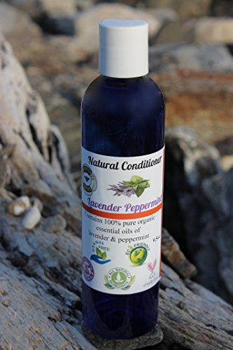 All-Natural Conditioner - Lavender Peppermint 9.5oz