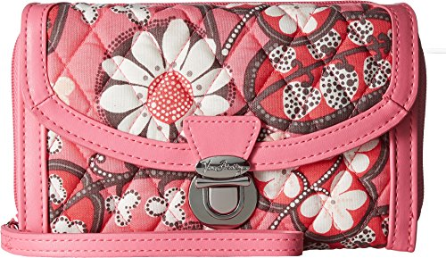 Vera Bradley Women's Ultimate Wristlet Blush Pink One Size
