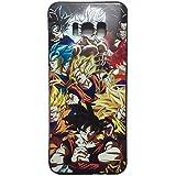 Dragon Ball Super DBZ Goku Protector Cases Cover for Samsung Galaxy S8 Plus