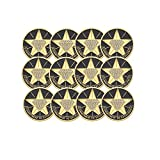 1 Inch Commitment To Excellence Lapel Pin - Package of 12, Poly Bagged