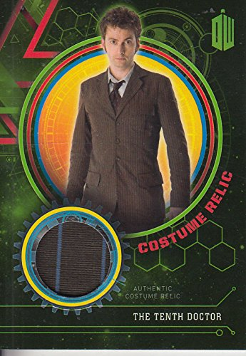 2016  (Doctor Who 10th Doctor Costume)