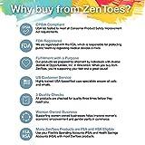 ZenToes Gel Toe Separators for Overlapping