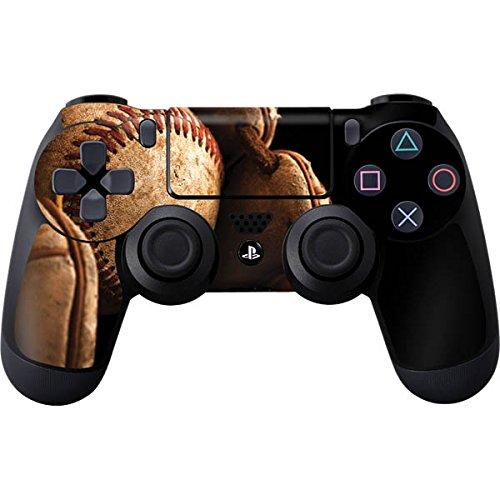 Sports PS4 Controller Skin - The Baseball Mitt