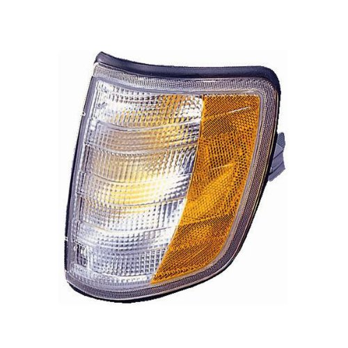 1994-1995 Mercedes Benz E-Class E300D E320 E420 E500 Corner Park Light Turn Signal Marker Lamp Left Driver Side (94 95)