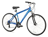 Giordano G7 Men's Hybrid Bike, 700c, Medium