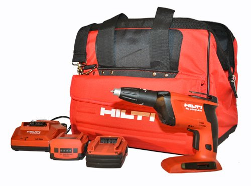 Hilti 03474878 SD-4500-A18 CPC Compact Cordless High Speed Drywall Screwdriver
