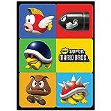 Super Mario Bros Party Supplies - Sticker Sheets (4)