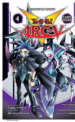 Yu-Gi-Oh! Arc-V, Vol. 4 [Yoshida, Shin] (Tapa Blanda)