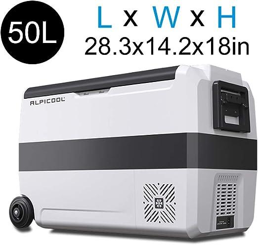 AiYe Neveras de viaje 36/50/60L Refrigerador para automóvil ...