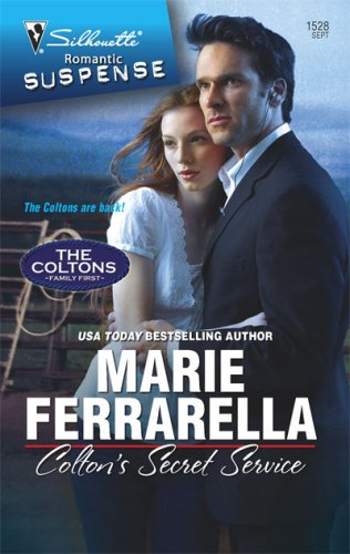 book cover of Colton\'s Secret Service