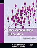 img - for By A. Colin Cameron, Pravin K. Trivedi: Microeconometrics Using Stata, Revised Edition Second (2nd) Edition book / textbook / text book
