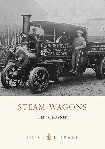 Steam Wagon - 6
