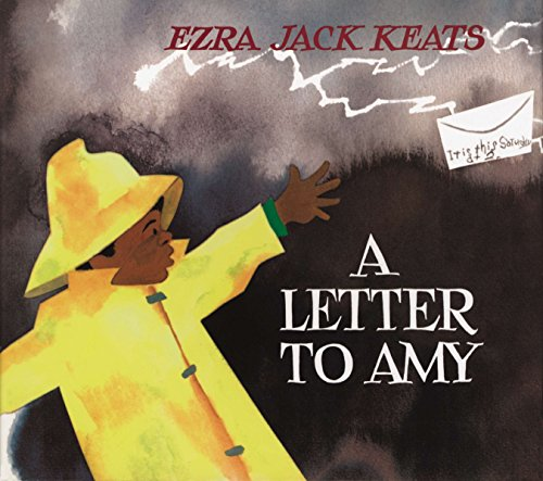 Books : A Letter to Amy (Picture Puffins)