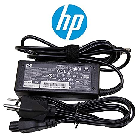 Amazon HP Original 65W Laptop Charger For Pavilion Dv6 Dv7 Series Notebook Power Adapter Cord Computers Accessories