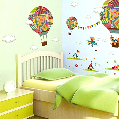 The 8 best nursery room with wall stickers