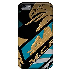 Anti-scratch phone carrying cases Cases Covers Protector For Iphone cases iphone 5 / 5s - manchester city