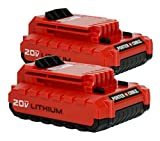 PORTER-CABLE PCC680L 20-Volt Lithium Ion Battery (2-Pack) (Certified Refurbished)