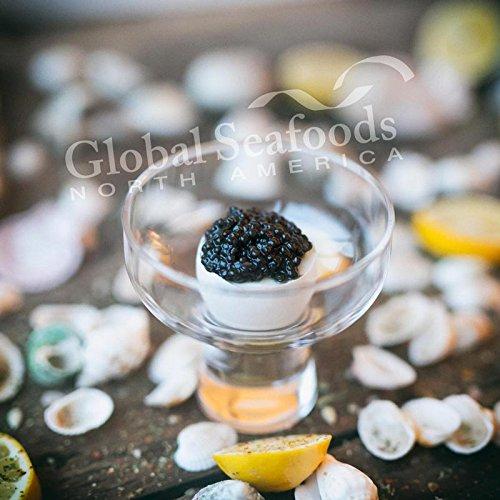 White Sturgeon Caviar 8oz (0.5lbs) by Global Seafoods North America (Image #3)