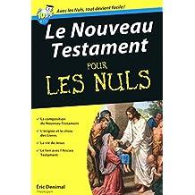 Le Nouveau Testament Poche pour les Nuls (French Edition)