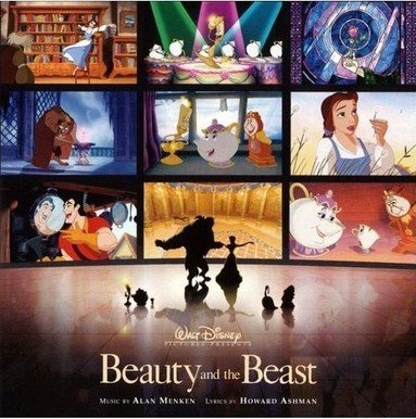 (Disney Beauty and the Beast (Special Edition) Soundtrack CD )
