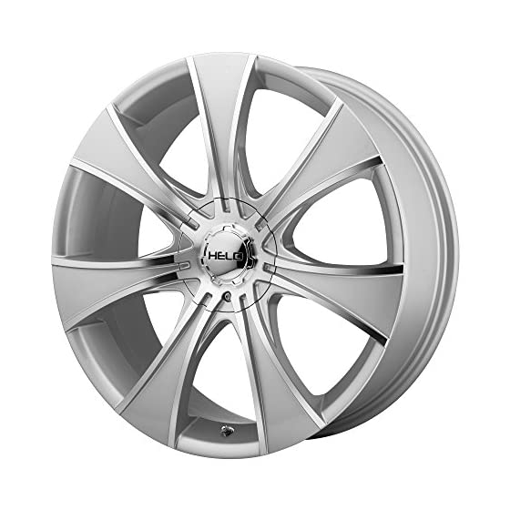 Helo HE879 Wheel with Gloss Black Milled (16×8″/5×4.5″)