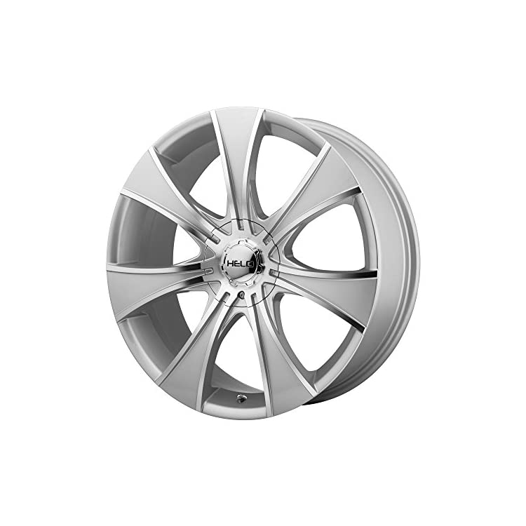 HELO HE879 Wheel with Gloss Black Machined/Milled (17×9″/5x135mm)