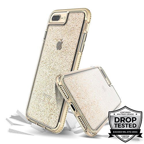 Prodigee [Superstar Gold for iPhone 8 Plus - iPhone 7 Plus - iPhone 6/6s Plus (5.5