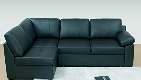Lovesofas Alonza Left Hand Corner Sofa Suite Double Sofabed With