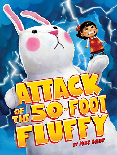 Attack of the 50-Foot Fluffy (English Edition)
