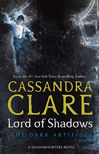 Amazon.com: Lord of Shadows (The Dark Artifices Book 2 ...