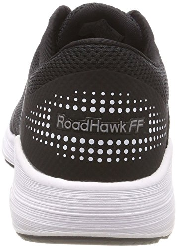 Roadhawk Running White Silver Black Hombre para Zapatillas de Negro FF Asics g6wUqdSg