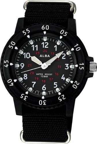 [알바]ALBA 손목시계 스포츠 손목시계 APBS137 맨즈