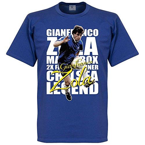 Gianfranco Zola Legend–Maglietta Royal