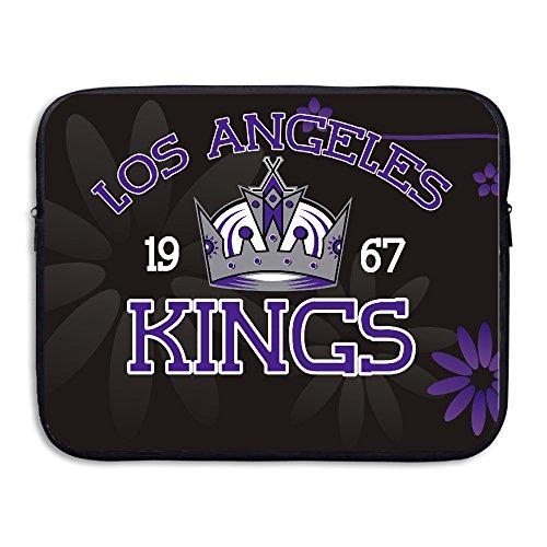 YUVIA Geek Los Angeles Kings 9 Laptop Case For Notebook 15 Inch - Fire King Laptop