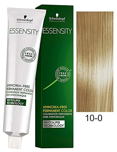Schwarzkopf Essensity 10-0 Hair Color, 2.1 oz