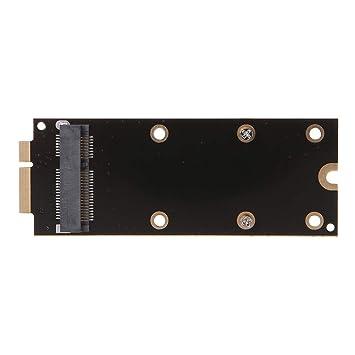 Amazon.com: GMSP - Mini MSATA 7+17 pines MSATA SSD para ...