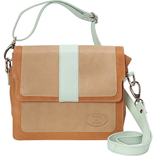 sharo-leather-bags-colorblock-leather-cross-body-bag-beige-mint-cognac