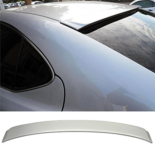 - Pre-painted Roof Spoiler Fits 2006-2013 IS250 IS350 | OE Style Painted #1G1 Tungsten ABS Rear Wing Window Roof Top Spoiler other color available by IKON MOTORSPORTS | 2007 2008 2009 2010 2011 2012