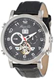Kenneth Cole New York Men's KC1930 Dress Sport Automatic Black Dial-Day, Date, Month Watch