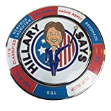 Ask Hillary Spinning Decision Maker Coin