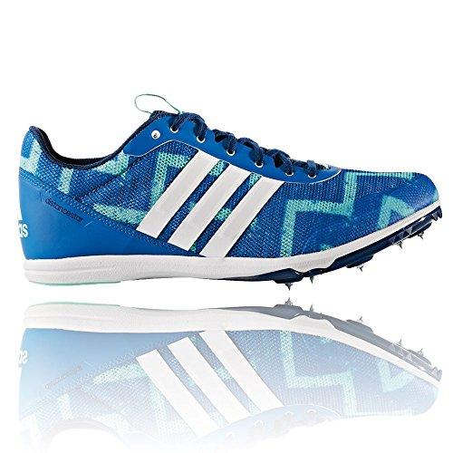 Adidas de Distancestar Atletismo Azul para Hombre Zapatillas rrgxwC