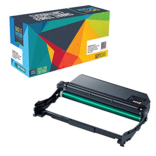 Do it Wiser Compatible Drum Unit for Samsung MLT-R116 Xpress SL-M2625 M2875FW M2625D M2825DW M2835DW M2875FD M2885FW - 9,000 Pages Black Drum Unit Cartridge