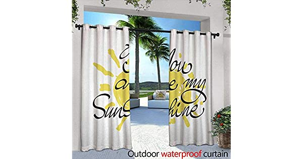 Amazon.com: BlountDecor - Cortinas para patio o patio ...