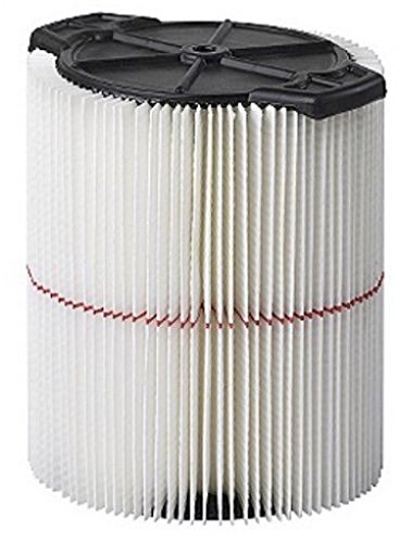 Craftsman 9-17816 Filter Fits All Current Craftsman Vacuums 5 Gallons and Above (16 Gallon Shop Vac Filter compare prices)