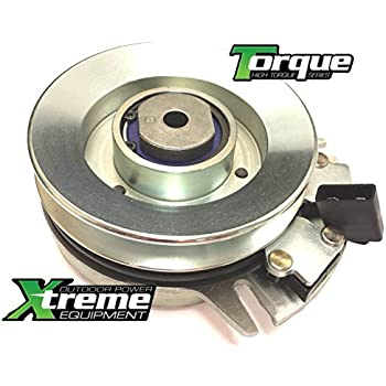 Amazon xtreme outdoor power equipment replaces cub cadet mtd xtreme outdoor power equipment replaces cub cadet mtd pto clutch 917 3385b free upgraded bearings publicscrutiny Choice Image