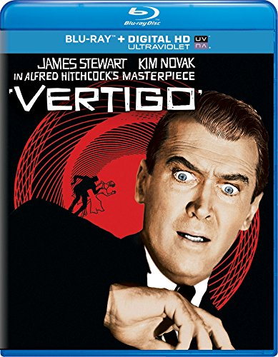 Vertigo  Blu Ray